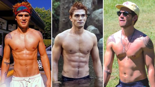 20 Times 'Riverdale' Star KJ Apa Was Shirtless, Because We Deserve It
