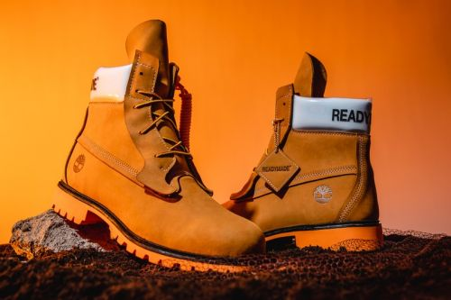 A Closer Look at READYMADE's Inside-Out Timberland Collaboration