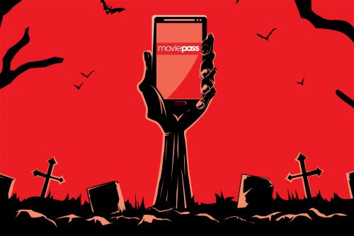 MoviePass resurrects from the dead to charge bank accounts