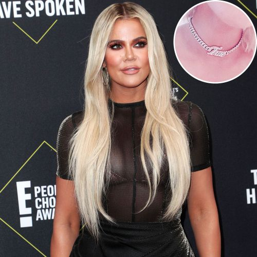 George the Jeweler Reveals the Story Behind Khloé Kardashian's Infamous 'True' Necklace