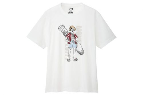 UNIQLO UT Drops 'One Piece Stampede' T-Shirt Collection