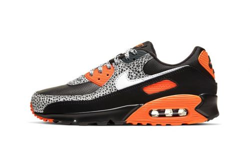 "Nike Adds Hits of ""Safari"" to the Air Max 90"
