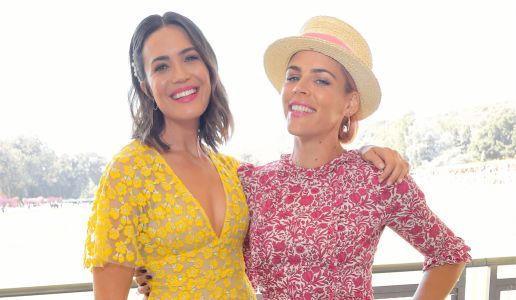 See All the Frilly Frocks Celebs Wore to the Veuve Clicquot Polo Classic