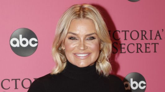 Yolanda Hadid Showcases Her New Body Without 'Breast Implants, Fillers, Botox, And All The Bulls-t'