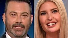 Jimmy Kimmel Spots The Surest Sign Yet That Trump Has Turned On Ivanka