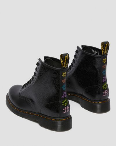 The Dr. Martens x Keith Haring Collab Makes These Iconic Boots Even Cooler