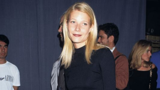 Great Outfits in Fashion History: Gwyneth Paltrow in Leather Pants
