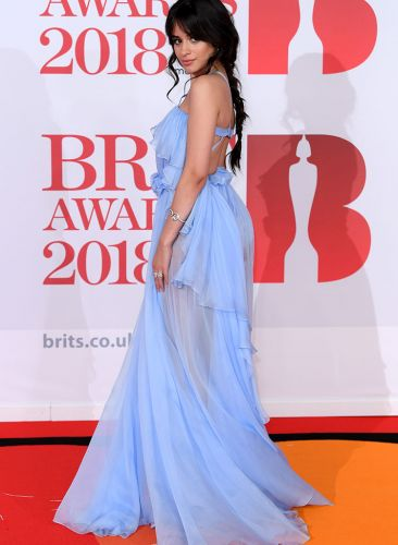 The Trend All Of The Celebrities Loved At The BRIT Awards 2018