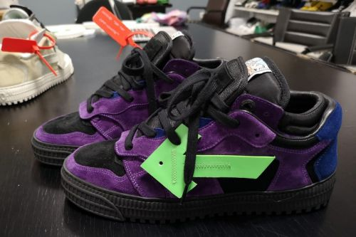 "Virgil Abloh Personally Teases New Off-White™ 3.0 ""Off-Court Lows"""