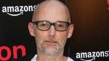 Moby Got A Gigantic 'Vegan For Life' Tattoo On His Neck