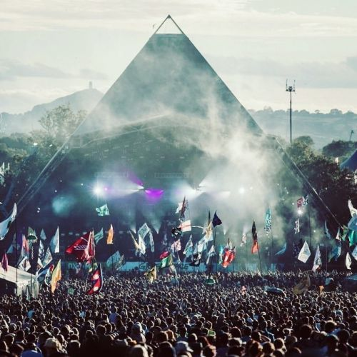 A two-day Glastonbury concert could welcome 50,000 fans to Worthy Farm