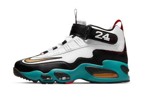 Nike Salutes Ken Griffey Jr.'s Greatness With Four-Shoe Pack