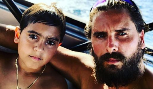 Scott Disick Spends Mason And Reign's Birthday Vacationing In Saudi Arabia With Sofia Richie