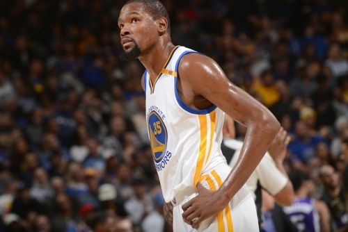 Here's Why Kevin Durant Turned Down Signing With Under Armour