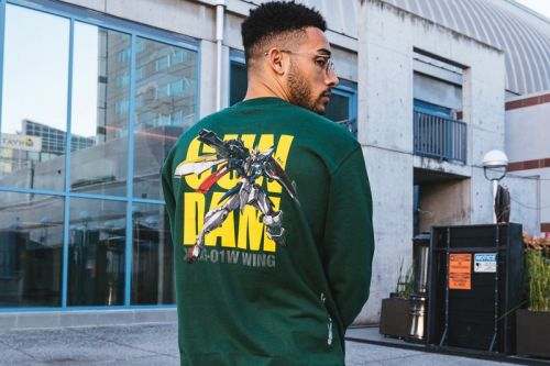BAIT and Gundam Launch San Diego Comic-Con Capsule