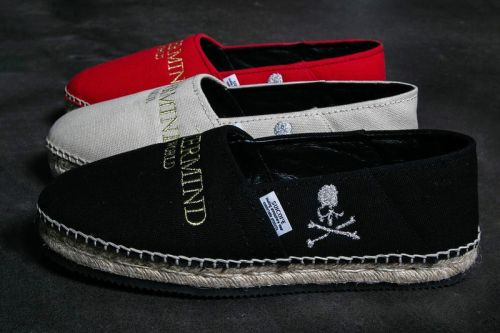 Mastermind WORLD Taps Suicoke for SS19 Espadrille Footwear