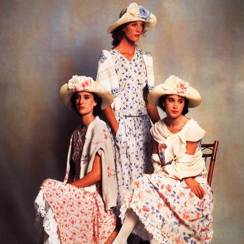 The Cult of Laura Ashley: As the British Brand Closes, We Revisit its Heritage of Charming Chintz
