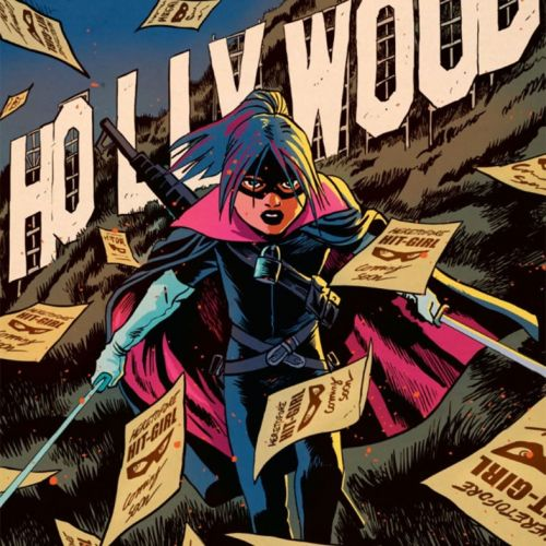Kevin Smith explains the heartfelt message behind his gory Hit-Girl comic