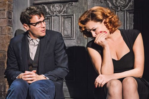 'Little Shop of Horrors' review: Jonathan Groff, Tammy Blanchard get real