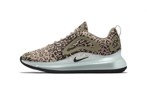 """Maharishi x Nike Air Max 720 """"By You"""" Is Coated in Leopard Camo"""