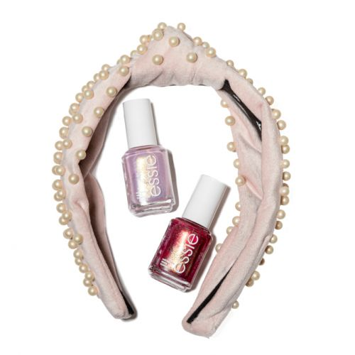 Essie & Lele Sadoughi Teamed Up For The Cutest Collab Of The Season