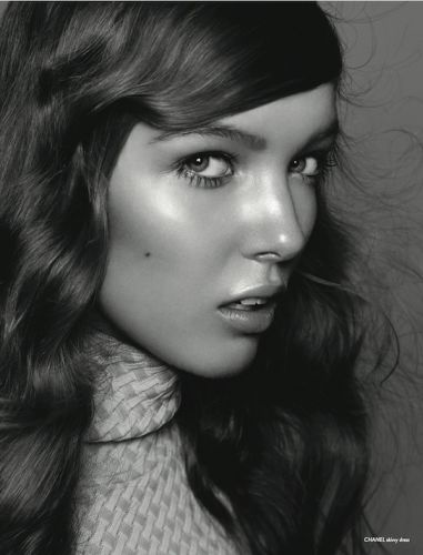 From the Remix Vault: 'Cherie' beauty shoot from our Winter '14 issue