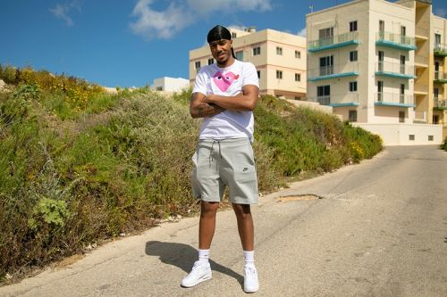 Streetsnaps: AJ Tracey at 'AMP Lost & Found' Festival
