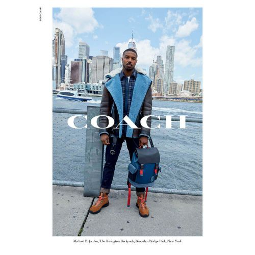 New York's Finest by Juergen Teller: Coach's New Campaign Reveals a New Direction