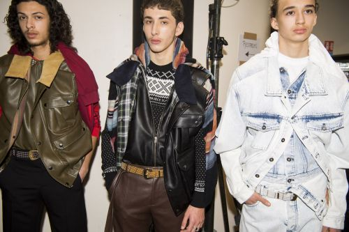 Glenn Martens's Y/Project has been Announced as Pitti Uomo's Next Special Guest