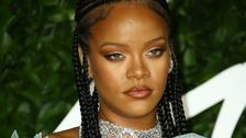 Rihanna Turns A Simple Household Chore Into A Pro-Biden Political Statement