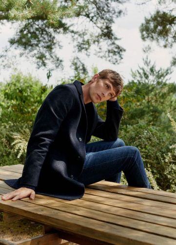 A Line Break: Mathias Dons Fall Style for Massimo Dutti