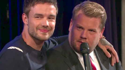 Liam Payne And James Corden End Emotional Riff-Off With 'Best Song Ever'