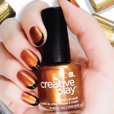 Halloween Nail Art: Two Festive Manicures from CND