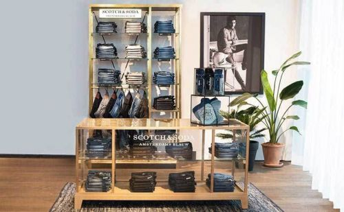 Scotch & Soda to launch men's clothing rental service