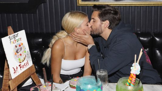 Holy NSFW! Scott Disick Is Reportedly 'Totally Turned On' By Sofia Richie's 'Kardashian-Like Butt'