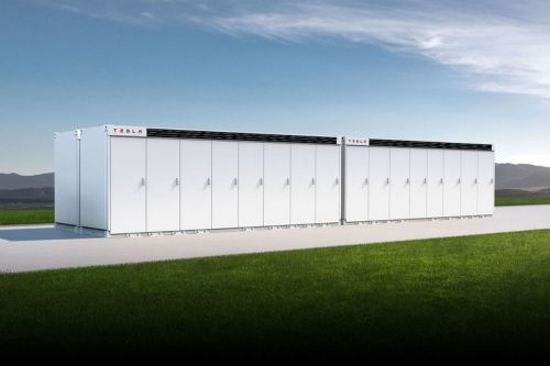 Tesla Is Constructing a 100MW Energy Storage Facility in Texas