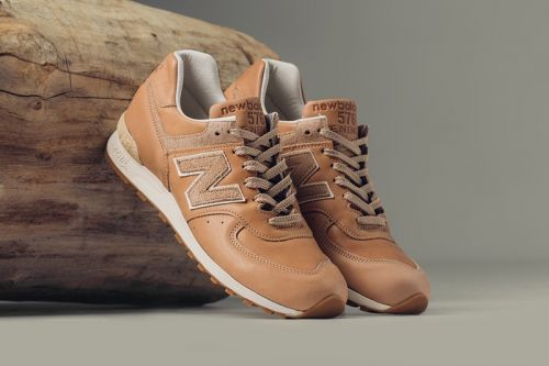 New Balance Wraps the 576 in Vegetable-Tanned Leather