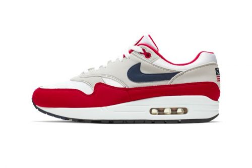"Nike Honors Betsy Ross Flag With the Air Max 1 ""Fourth of July"""