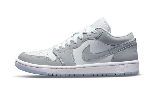 """Here's An Offical Look at the Women's Air Jordan 1 Low """"Wolf Grey"""""""
