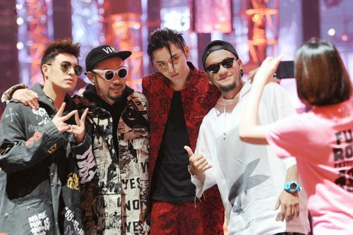 Chinese Rappers Speculate on China's Hip-Hop Ban