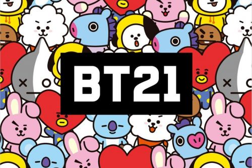 UNIQLO UT Teams up With BTS and Line Friends for New T-Shirt Capsule