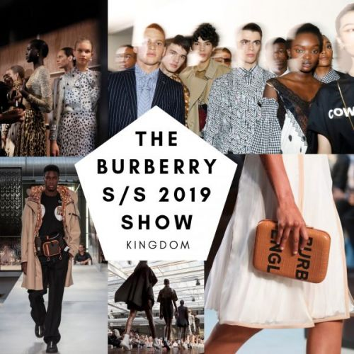The Burberry S/S 2019 Show - Kingdom