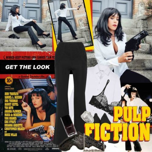 My Look: Pulp Fiction