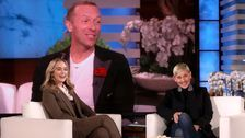 Emily Blunt Sings An Apology To Chris Martin Over 'A Quiet Place' Musical Oversight