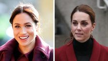 No, Kate Middleton Isn't Stealing Outfit Ideas From Meghan Markle