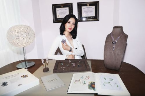 Chinese Jewelry Designer Feng J on Her Contemporary Haute Joaillerie