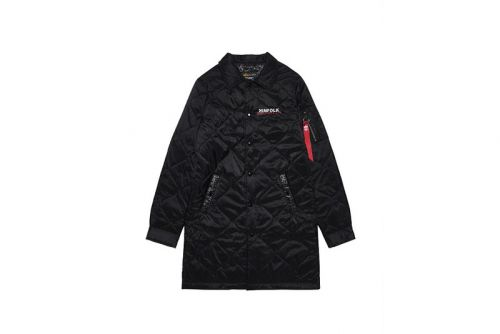 Kinfolk & Alpha Industries Deliver Jackets & T-Shirts For Their First Collab