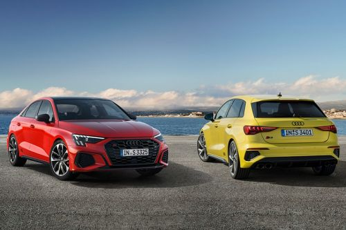 Audi's 2022 S3 Sportback and Sedan Offer 310 HP, Quattro Handling and More