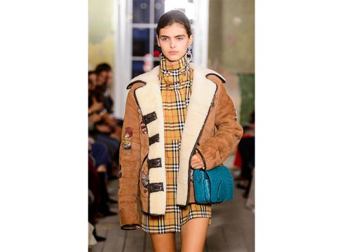 Burberry Is Changing Its Classic Check Print-For a Really Good Reason