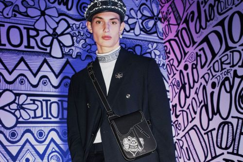 Dior's Launches Shawn Stussy Pre-Fall 2020 Designs With Men's Editorial
